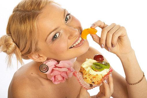 Похудеть не отказываясь от сладкого