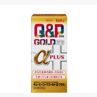 Kowa Q&P Gold Plus 90 штук