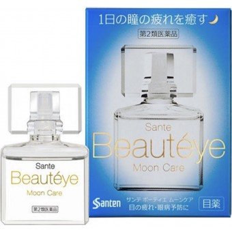Santen Beauteye Moon Care Капли для глаз