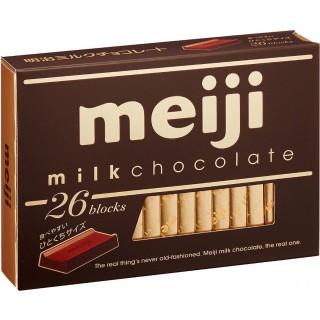 Meiji Milk Chocolate