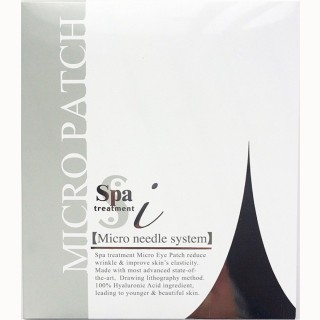 Spa treatments I Micro Patch